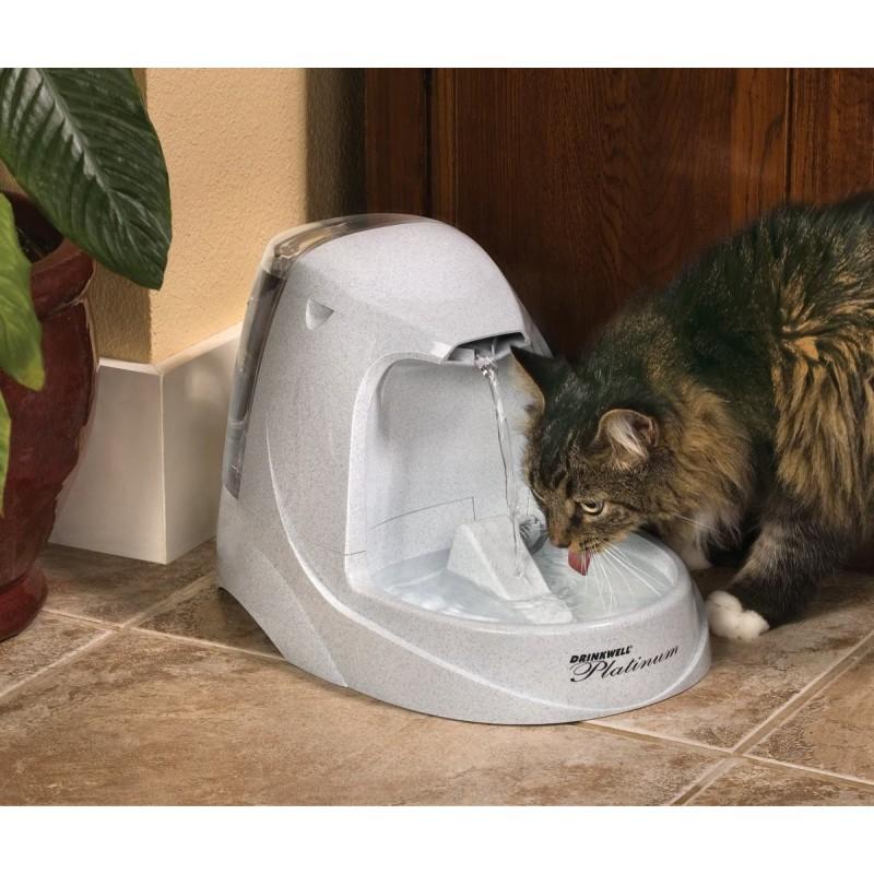 Bebedero Electrico De Lujo Mascotas Perro Gato